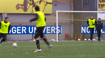 Video Alvorets time for Glimt - Foto: Nyhetsspiller /