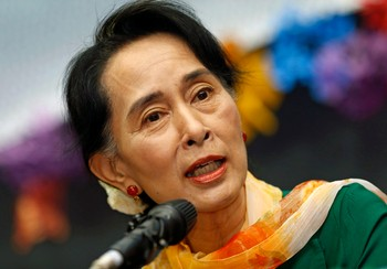 Aung San Suu Kyi - Foto: LEE JAE-WON / Reuters