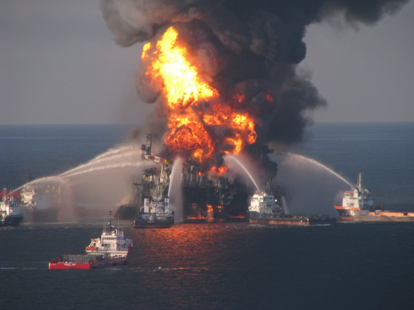 Deepwater Horizon - Foto: US Coast Guard / AP