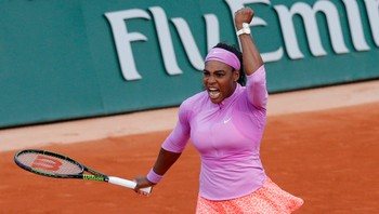 France Tennis French Open - Serena Williams