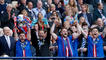 SOC/ Falkirk v Inverness Caledonian Thistle - William Hill Scottish FA Cup Final
