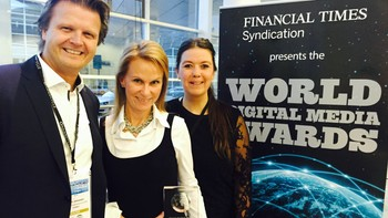 NRK vant World Digital Media Awards