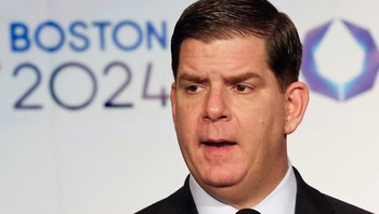 Boston 2024 Olympics Marty Walsh