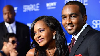 Bobbi Kristina Brown og Nick Gordon