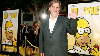 Matt Groening - Matt Groening står bak den største TV-serie-suksessen gjennom tidene: The Simpsons. Fredag er det premiere på 'The Simpsons Movie' - Foto: Matt Sayles / AP