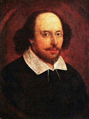 William Shakespeare - William Shakespeare.Wikipedia Commons
