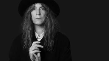Patti Smith-portrett