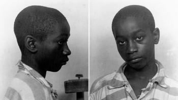 USA-SOUTHCAROLINA/ George Stinney Jr appears in an undated police booking photo provided by the South Carolina Department of Archives and History - 14 år gamle George Stinney Jr. vart dømd til døden etter ein tre timar lang rettssak, utan at han fekk anke avgjerda. - Foto: HANDOUT / Reuters