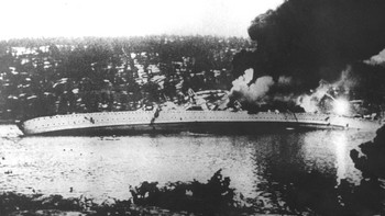 Blücher sank 9.april 1940