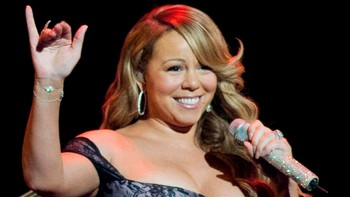 Mariah Carey - Mariah Carey skal ha fått 5,6 millioner for å framføre fire låter. - Foto: April L. Brown / Ap