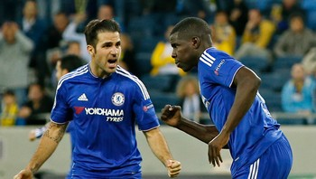 SOC/ Maccabi Tel Aviv v Chelsea - UEFA Champions League Group Stage - Group G
