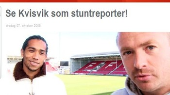 Raymond intervjuer Everton
