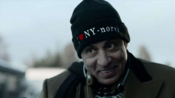 Video Trailer for filmen Lilyhammer - Little Steven som Frank Tagliano. - Foto: Nyhetsspiller /