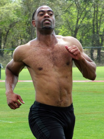 Tyson Gay Athletics Tyson Gay