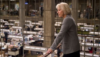 Helen Mirren i State of Play (2009) - Helen Mirren i State of Play (2009). - Foto: Glen Wilson /