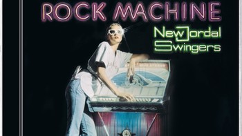 New Jordal Swingers - Rock Machine