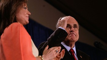 Rudy Giuliani - Foto: JOE RAEDLE / AFP