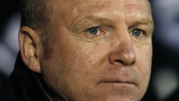 Birmingham-manager Alex McLeish - Den nye manageren i Aston Villa, Alex McLeish. - Foto: GLYN KIRK / AFP