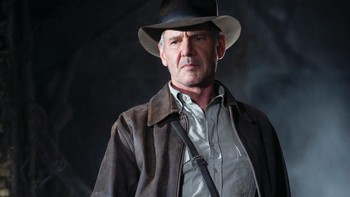 Harrison Ford som Indiana Jones