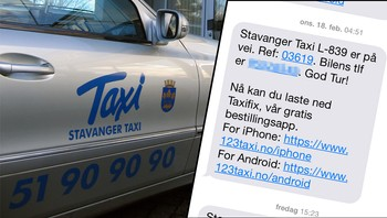 Taxi-SMS