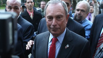 New York-ordfører Michael Bloomberg