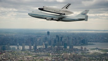 Enterprise Flight to New York
