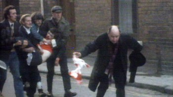 Video Bloody Sunday (BBC i farger)
