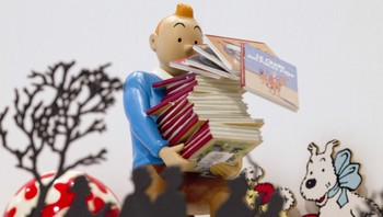 FRANCE-BELGIUM-COMICS-TINTIN