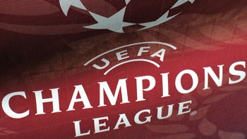 Champions League logo - Foto: FILIPPO MONTEFORTE / Scanpix/AFP