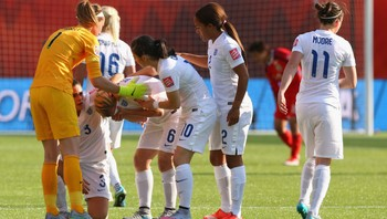 FOI-WOM-JAPAN-V-ENGLAND:-SEMI-FINAL---FIFA-WOMEN'S-WORLD-CUP-201