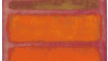 Orange Red Yellow, Rothko