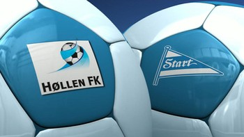 Start vant 4-0 over Høllen FK.