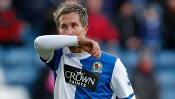 Gamst Pedersen - Blackburn og Morten Gamst Pedersen er ferdig i Premier League. - Foto: PHIL NOBLE / Reuters