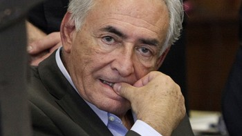 Dominique Strauss-Kahn i retten