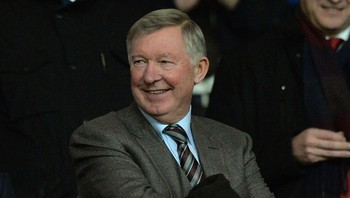 Alex Ferguson - Foto: PAUL ELLIS / Afp
