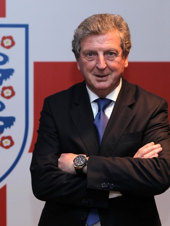 Roy Hodgson - Roy Hodgson er ny England-manager. - Foto: ANDY COULDRIDGE / Afp