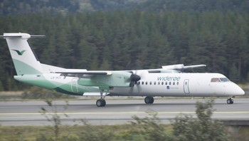 Widerøe De Havilland DCH 8 Q400 LN-WDE