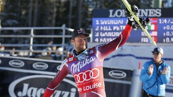 SKI-AUDI-FIS-ALPINE-SKI-WORLD-CUP---MEN'S-DOWNHILL