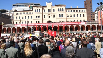 Youngstorget 1. mai