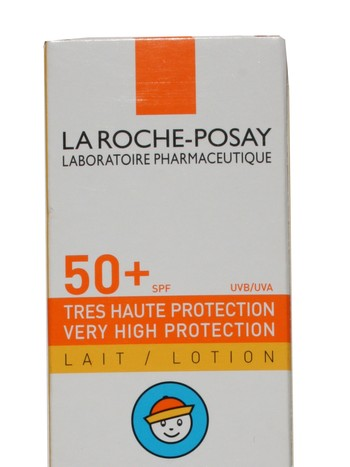 La Roche-Posay Anthelios Dermo-Pediatrics lotion - Best i test: La Roche-Posay Anthelios Dermo-Pediatrics lotion, faktor 50+