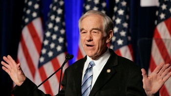 Ron Paul - Foto: LARRY DOWNING / REUTERS