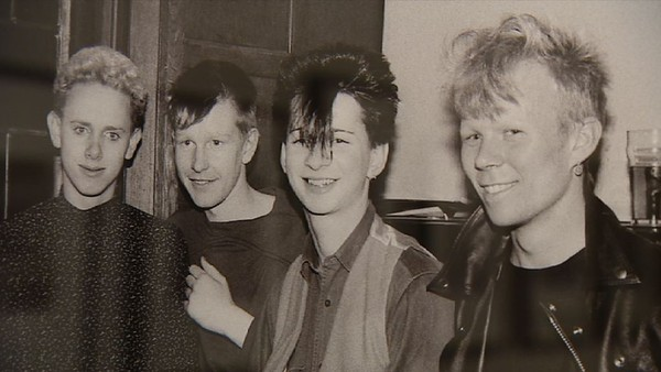 Depeche Mode, London 1981 - Depeche Mode, London 1981. - Foto: Fin Serck-Hanssen /
