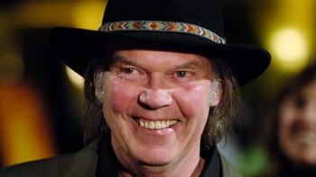 Neil Young - Foto: CHRIS PIZZELLO / AP