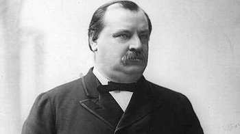President Grover Cleveland - Foto: Library of Congress /