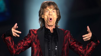 Rolling Stones Mick Jagger - Foto: Paul White / Ap