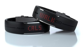 "Pulsklokke og ""activity tracker"" - Foto: Polar Loop /"