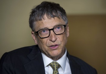 Bill Gates - Foto: DON EMMERT / Afp