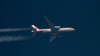MALAYSIA airlines MH370 savnet fly - Foto: STRINGER / Reuters