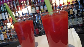 Bloody Mary og plain Bloody Mary
