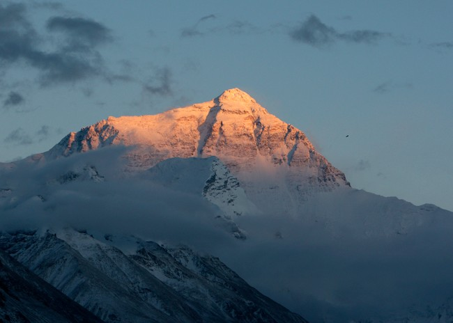 Mount Everest - Foto:  DAVID GRAY / REUTERS